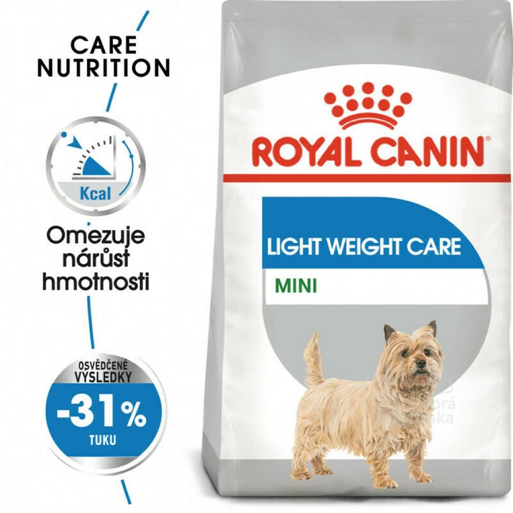 Royal Canin Royal Canin Mini Light Weight Care 3kg