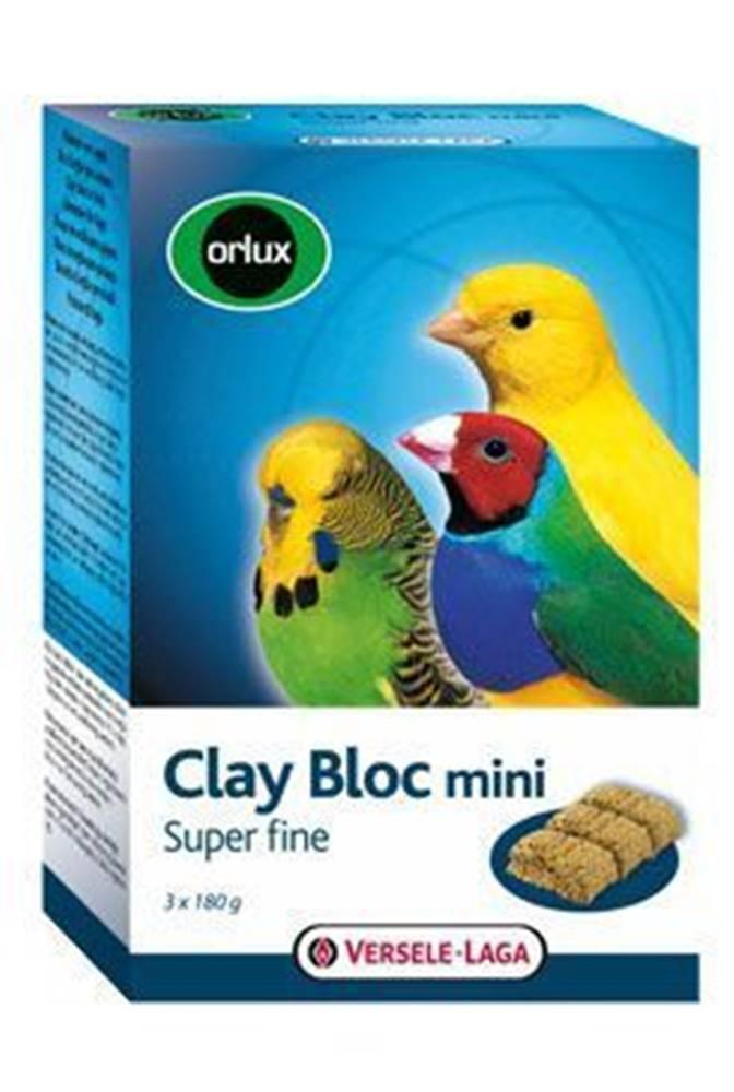 VERSELE-LAGA VL Orlux Clay Block Mini pre vtáky 540g