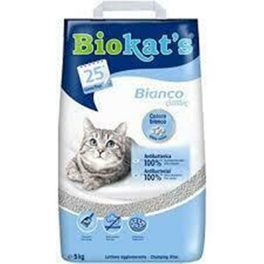 Biokat ´s Podstielka Biokat 's BIANCO Hygiene 5kg