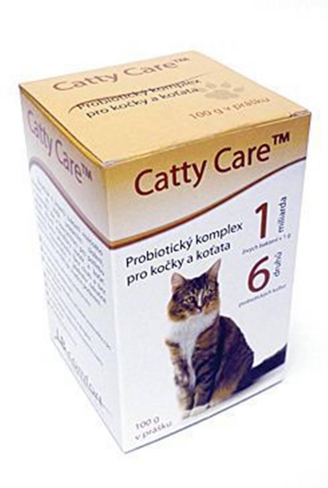 Ostatní Catty Care Probiotika pro kočky a koťata plv 100g