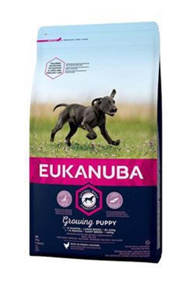 Eukanuba Eukanuba Dog Puppy&Junior Large 15kg