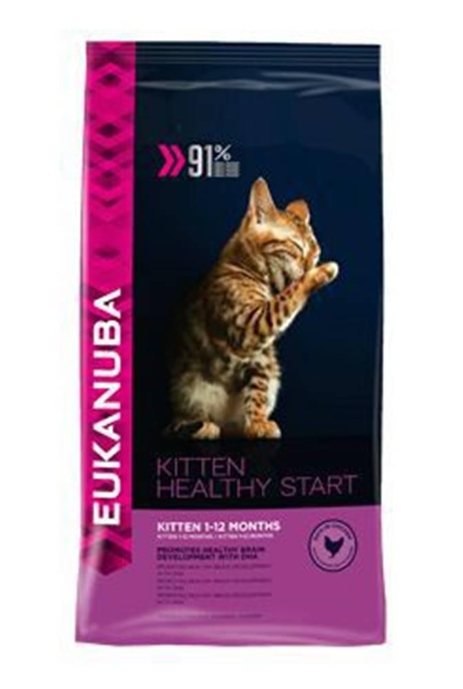 Eukanuba Eukanuba Cat Kitten Healthy Start Chicken 4kg