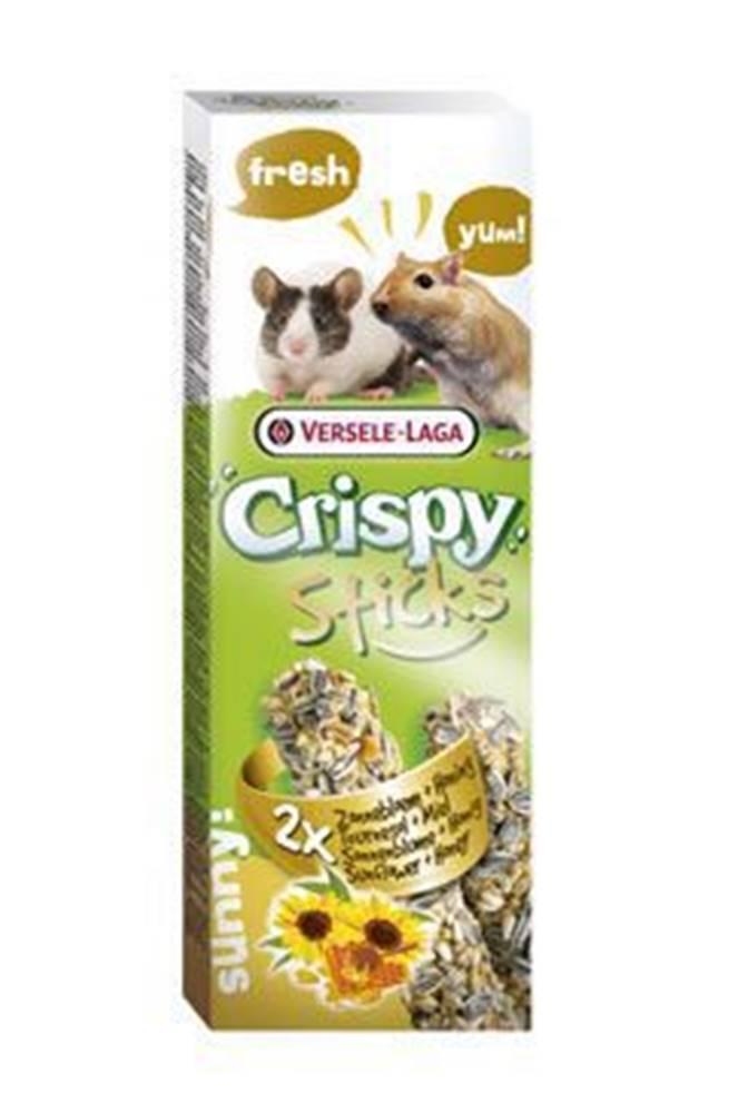 VERSELE-LAGA VL Tyčinky pro pískomil/myš Crispy Slunečnice+med2x55g