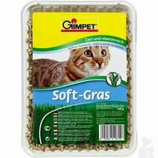 Gimpet mačka Tráva Soft-Grass 100g