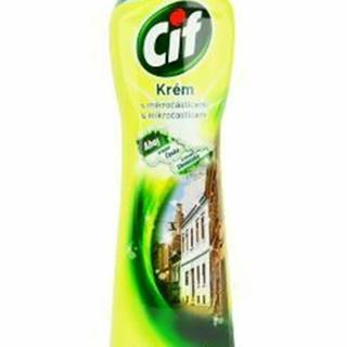 Piesok Cif Lemon krém 500ml
