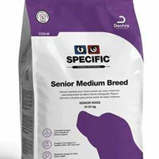 Specific CGD-M Senior Medium Breed 4kg pes