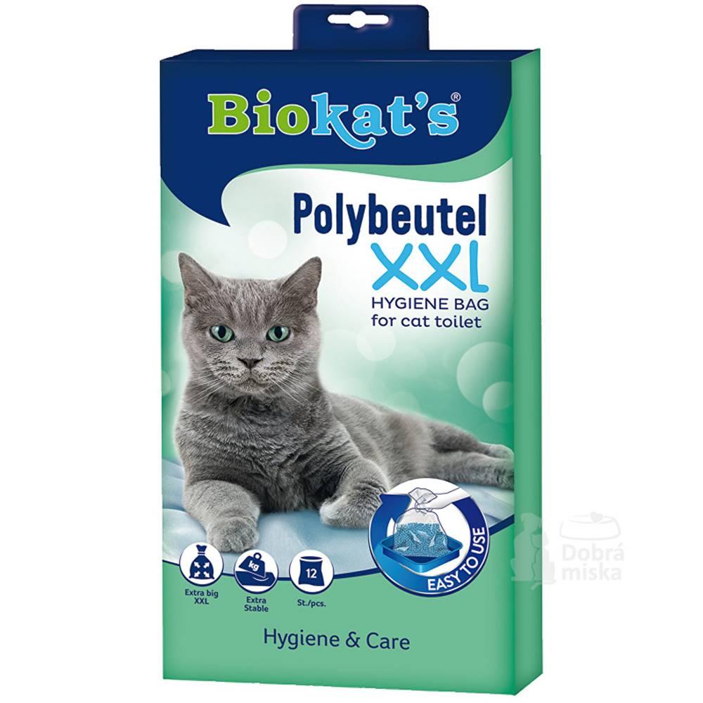 Gimborn Sáčky do mačacích toaliet Biokat 's XXL 12ks