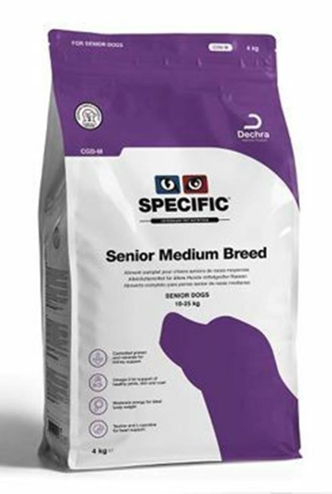 Specific Specific CGD-M Senior Medium Breed 4kg pes