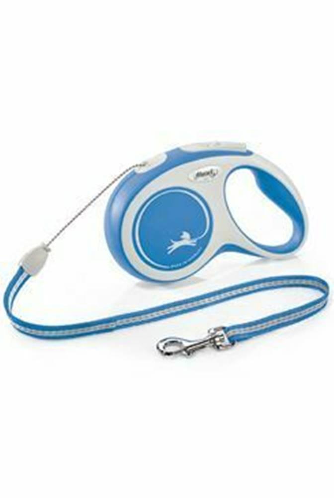 Flexi Vodítko FLEXI Comfort S lanko 8m / 12kg modrá NEW