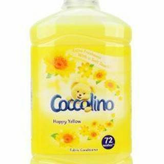 Aviváž Coccolino Happy Yellow 1,8l