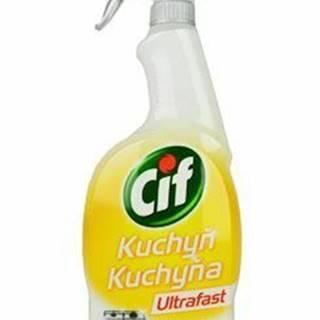 Čistič Kuchyňa Cif UltraFast 750ml