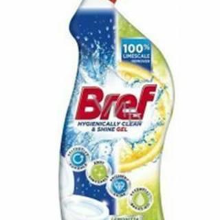 Wc čistič Bref Lemonitta gél 700ml