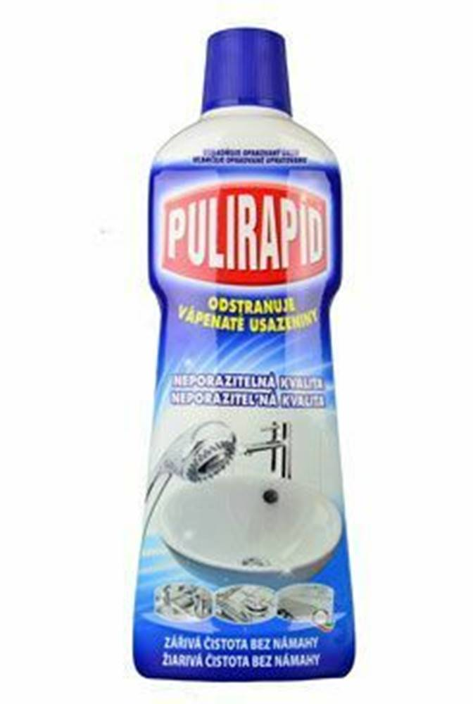 fixinela Čistič pre domácnosť Pulirapid Classico 750ml