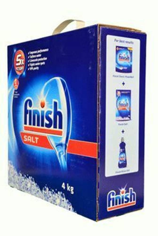 Calgonit Soľ do umývačky FINISH 4kg