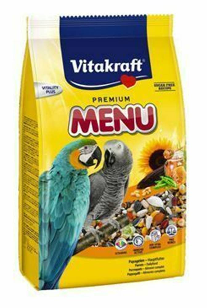 Vitakraft Vitakraft Bird krm. Menu Vital Parrots ASB 1kg