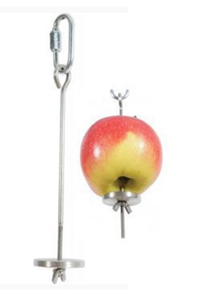 Zolux Držák na ovoce pro ptáky do klece kovový M 15,5cmZolux