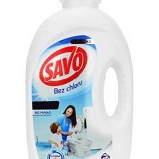 Savo Prací gel bílé prádlo 50W