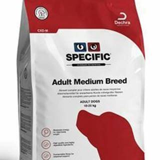 Specific CXD-M Adult Medium Breed 7kg pes