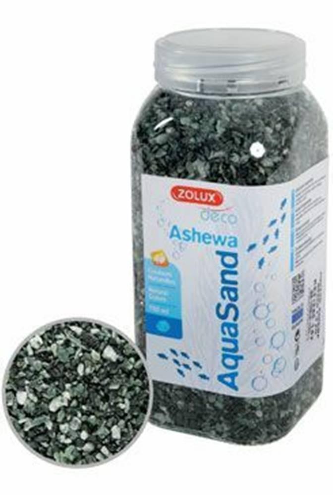 Zolux Piesok akvarijné ASHEWA zelený 750ml Zolux