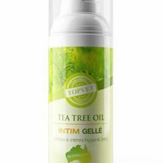 Tea Tree Oil intim gelle TOPVET 50ml