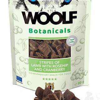 WOOLF Botanicals pochúťka Lamb 80g