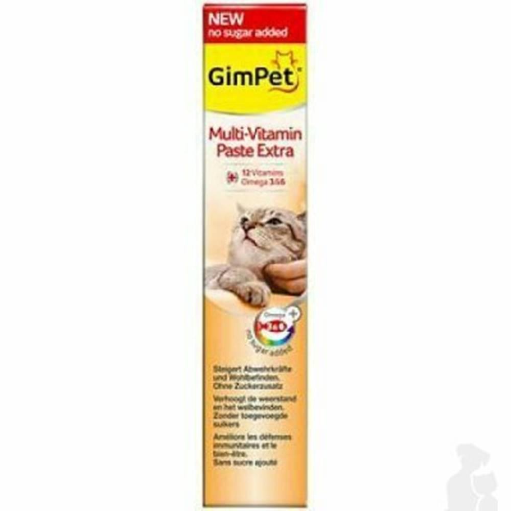 Gimpet Gimpet mačka Pasta MULTI-VITAMIN-EXTRA K 100g