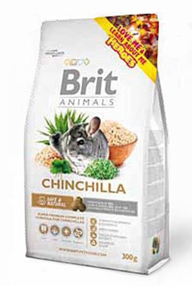 Brit Brit Animals Chinchila Complete 1,5kg