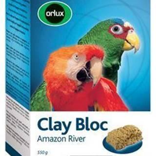 VL Orlux Clay Block Amazon River pre vtáky 550g