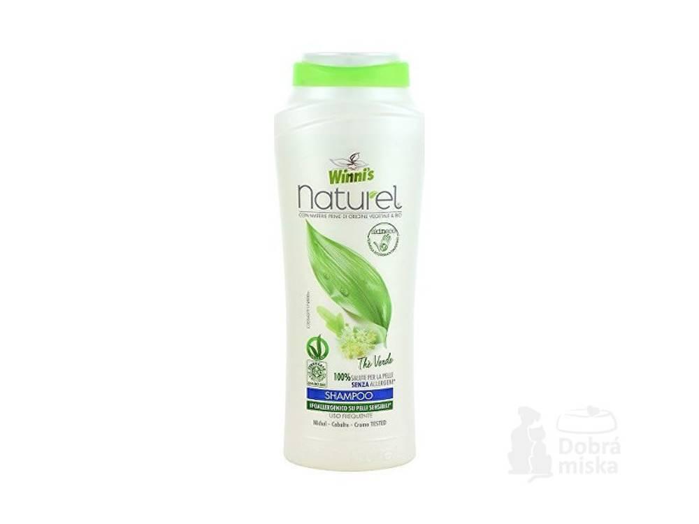 Ostatní Šampon Winni's Shampoo thé Verde 250ml