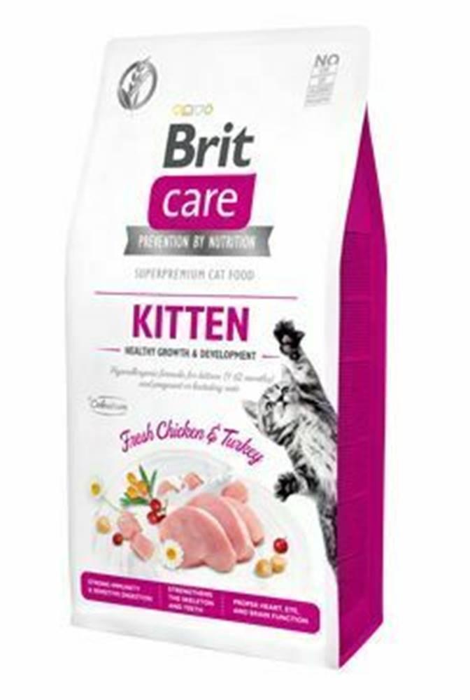 Brit Care Brit Care Cat GF Kitten Healthy Growth&Development 7kg