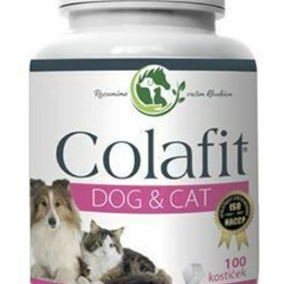 Colafit Dog & Cat 100 kociek
