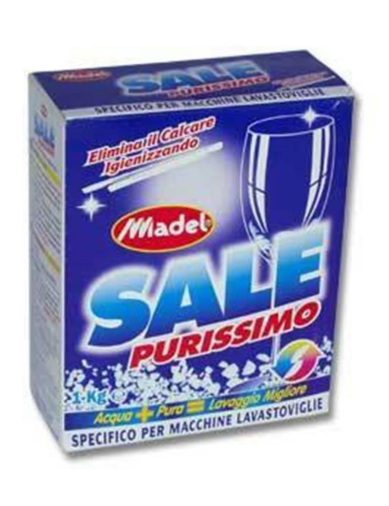 Zolux Soľ do umývačky Madel Sale 1kg