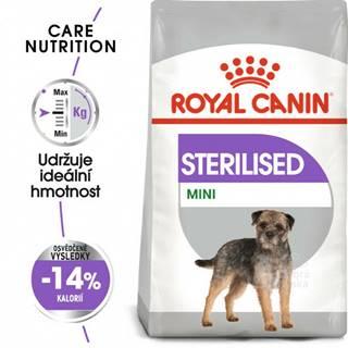 Royal canin Kom. Mini Sterilised8kg