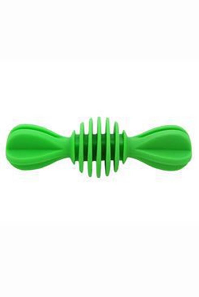SUM-PLAST Hračka pes Kost Dentální plovací 12,5 cm SP