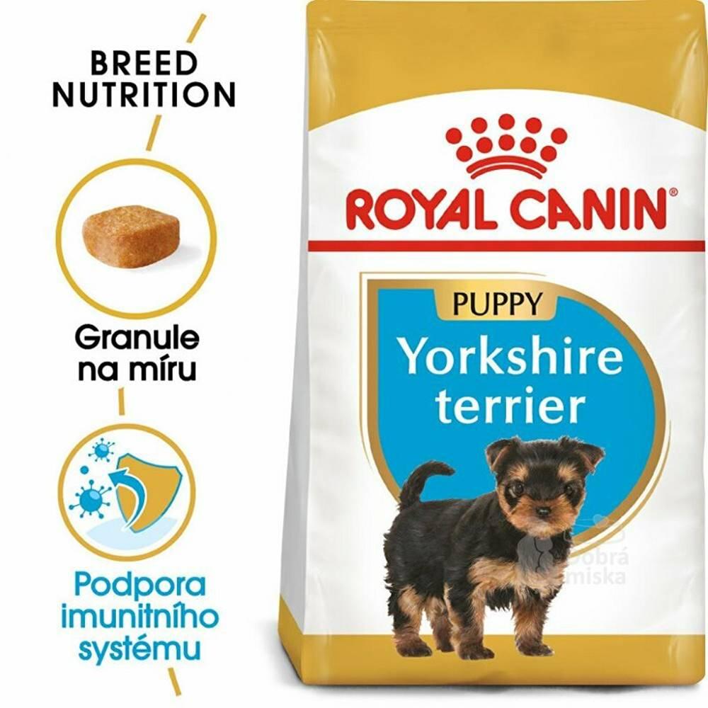 Royal Canin Royal canin Breed Yorkshire Junior 1,5kg