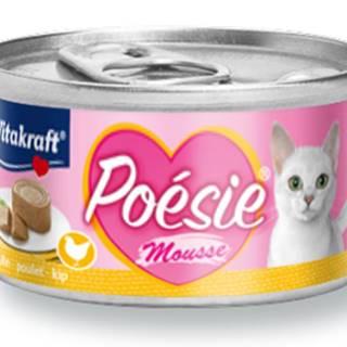 Vitakraft Cat Poésie konz. paté paštika kuře 85g