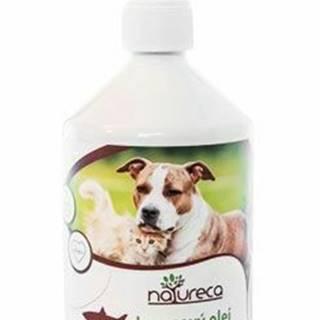 NATURECA Lososový olej 100% 250ml