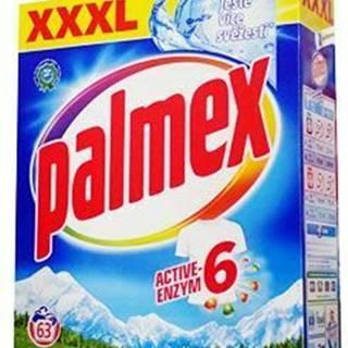 Prací prostriedok Palmex Horská vôňa 4,1 kg 63 dávok BOX