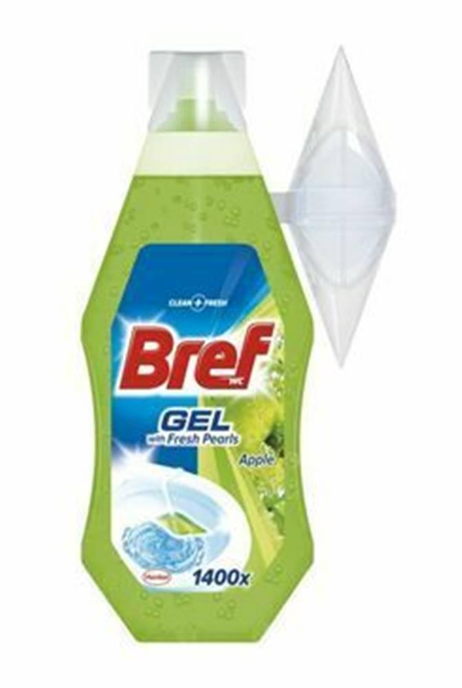 Bref Wc čistič Bref gel Apple zelený n.n. 360ml