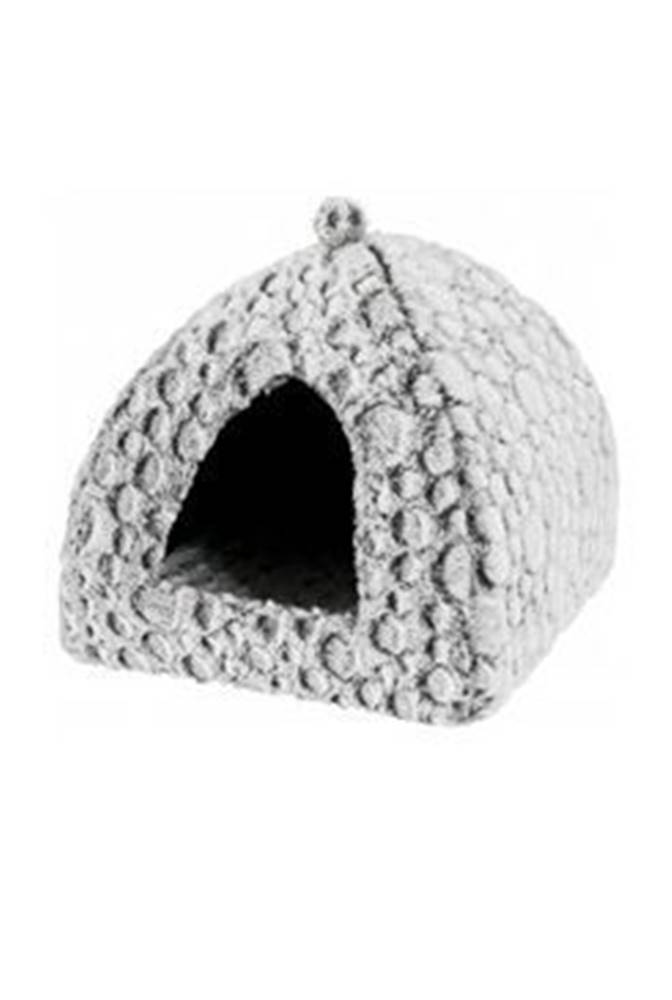 Zolux Pelech MOONLIGHT IGLOO šedá 40cm Zolux