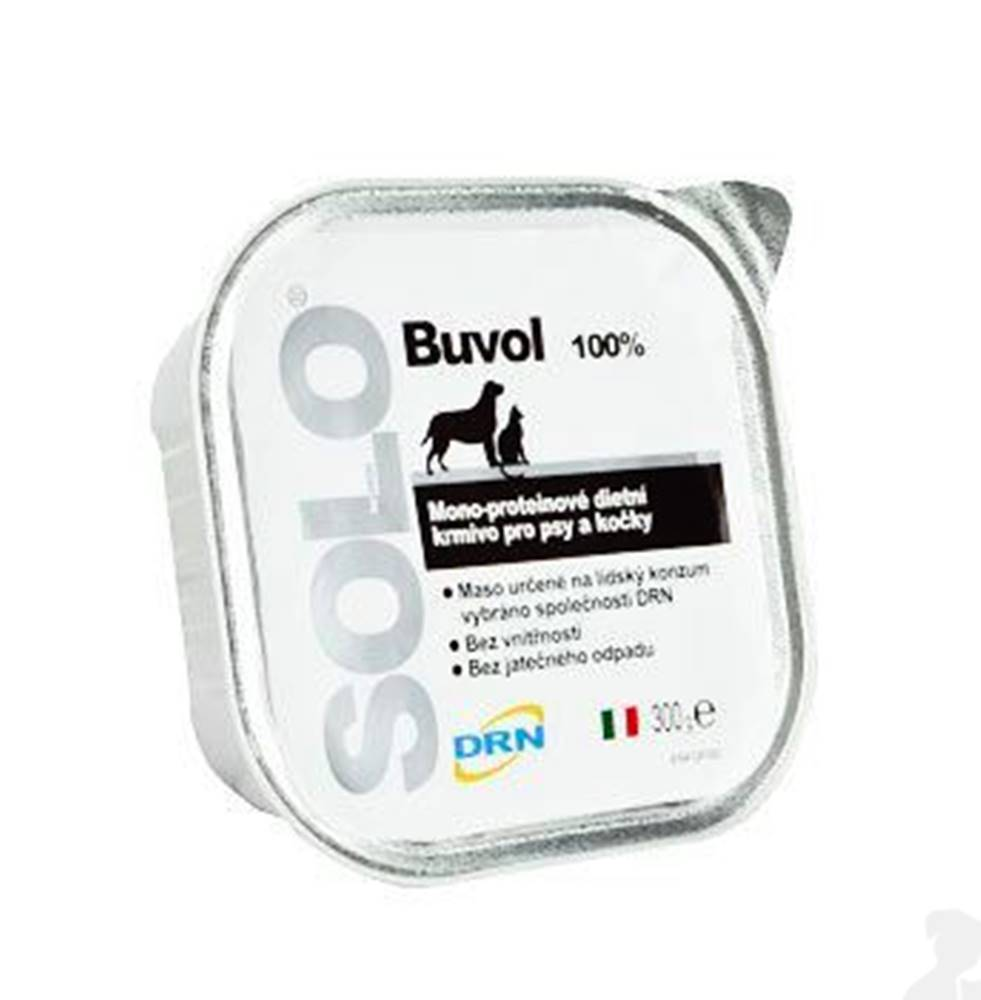 SOLO SOLO Buffalo 100% (byvol) vanička 300g