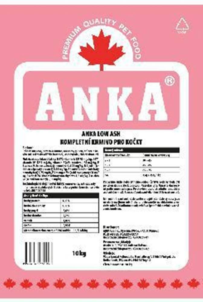 Anka Anka Cat Low Ash  10kg