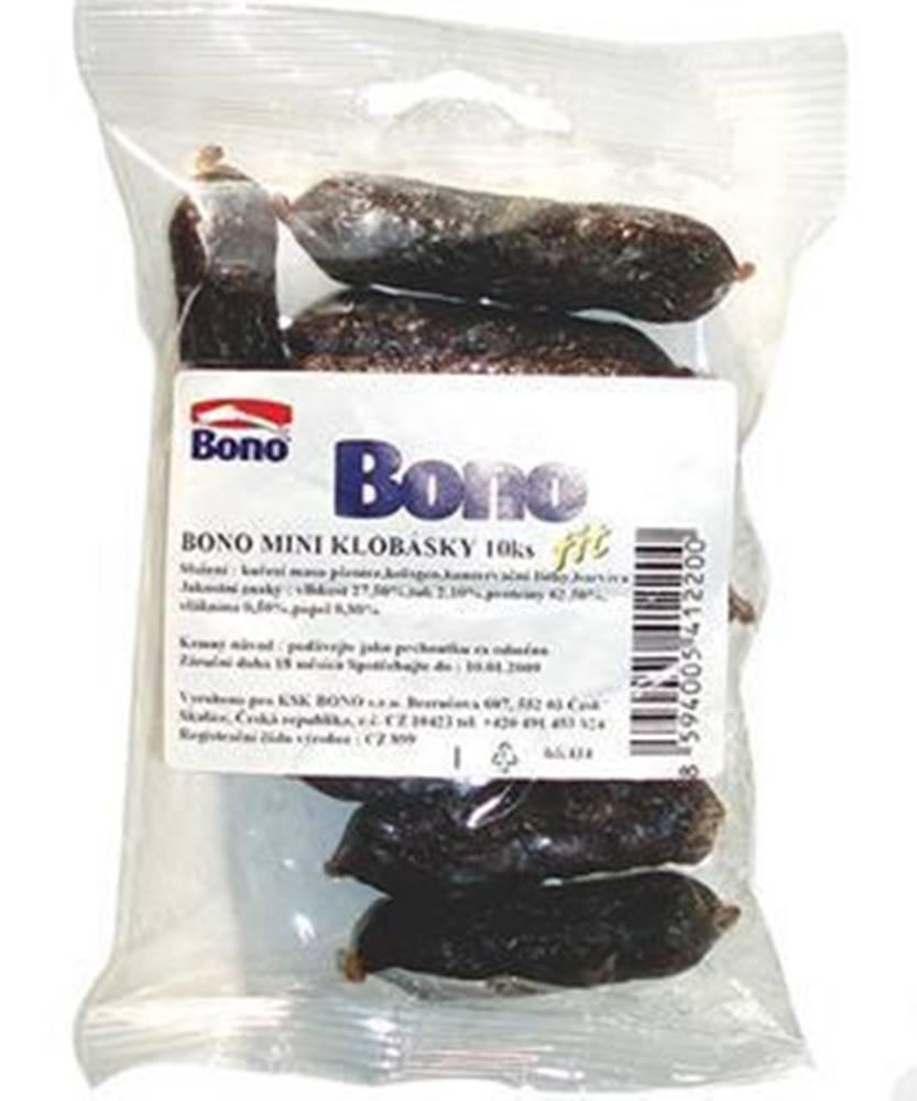 KSK Bono Bono pochoutka pes Mini klobásky 10ks