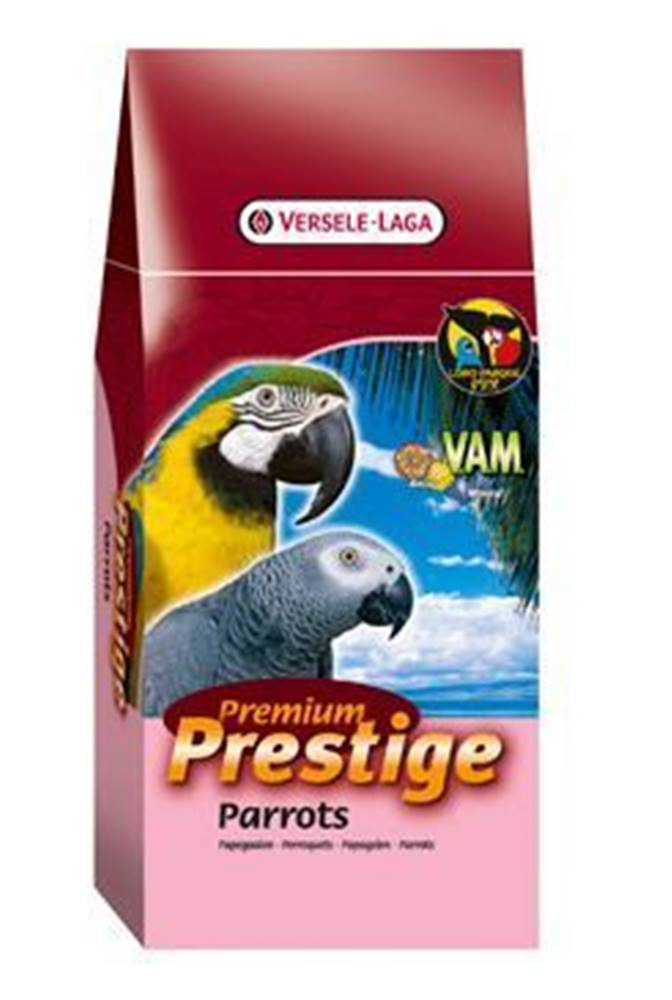 VERSELE-LAGA VL Prestige Parrots pre veľké papagáje 15kg