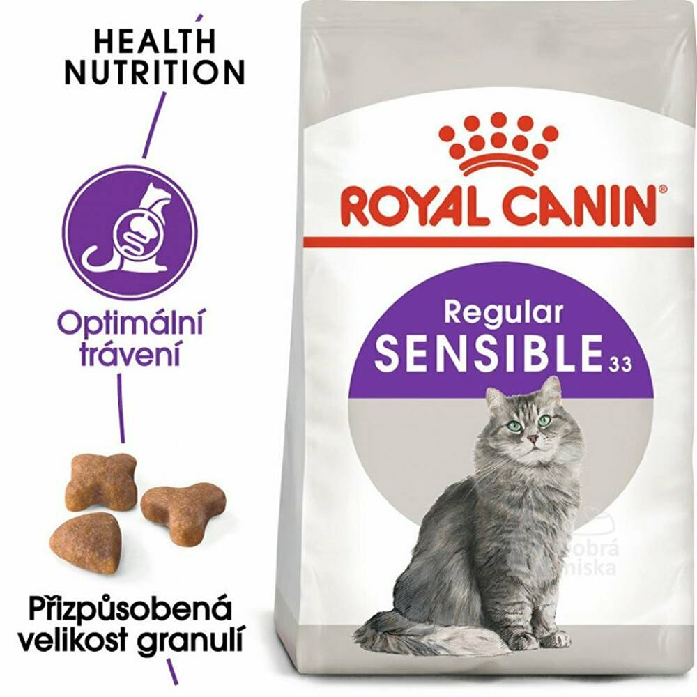 Royal Canin Royal canin Kom.  Feline Sensible  4kg