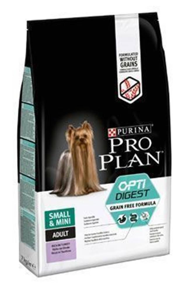 Proplan ProPlan Dog Adult Sm&Mini OptiDigest GrainFr krůt 7kg