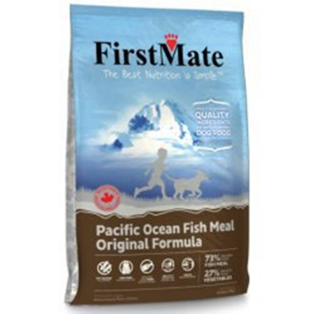 First Mate First Mate Dog Pacific Ocean Fish Original 6,6kg