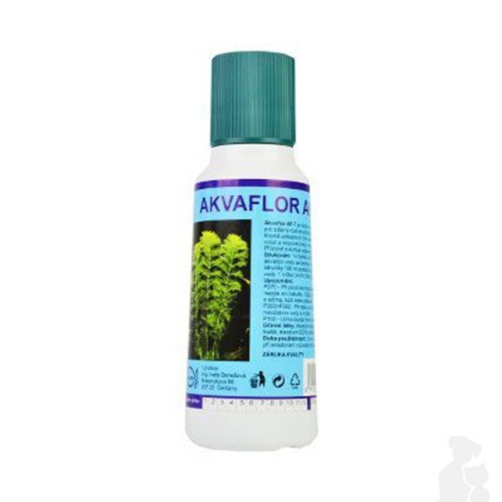 Ostatní Akvaflor 180ml hnojivo akvar.rostlin