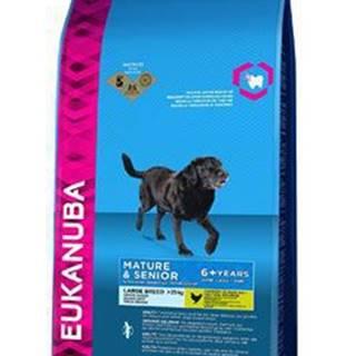 Eukanuba Dog Mature&Senior Large  15kg