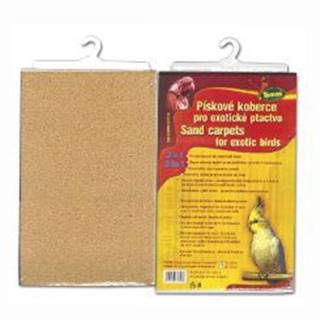 Pískový koberec Sand Carpets malý 32x20cm 5ks